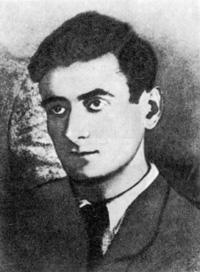 Paskutinė Vytauto Mačernio nuotrauka (1942 m.)